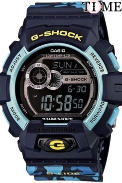 Часы Casio G-Shock GLS-8900CM-2E