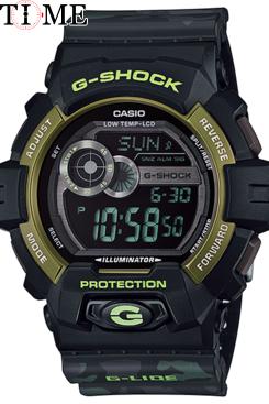 Часы Casio G-Shock GLS-8900CM-1E