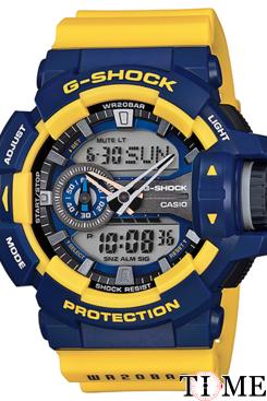 Часы Casio G-Shock GA-400-9B