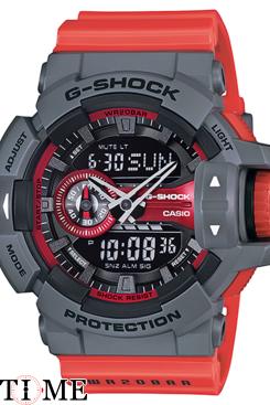 Часы Casio G-Shock GA-400-4B
