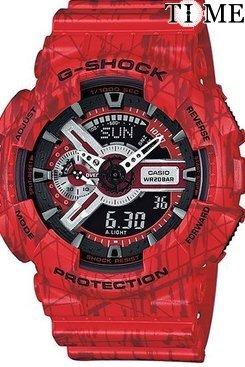 Часы Casio G-Shock GA-110SL-4A