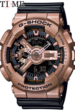 Часы Casio G-Shock GA-110GD-9B2