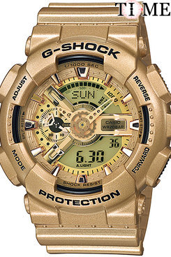 Часы Casio G-Shock GA-110GD-9B