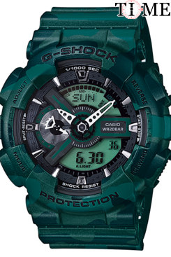 Часы Casio G-Shock GA-110CM-3A