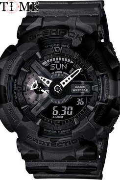 Часы Casio G-Shock GA-110CM-1A