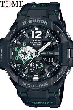 Часы Casio G-Shock GA-1100-1A3
