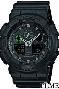 Часы Casio G-Shock GA-100MB-1A