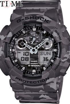 Часы Casio G-Shock GA-100CM-8A