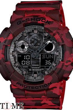 Часы Casio G-Shock GA-100CM-4A
