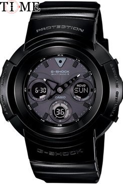 Часы Casio G-Shock AWG-M510BB-1A