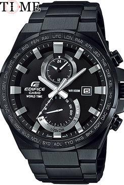 Часы Casio Edific EFR-542BK-1A