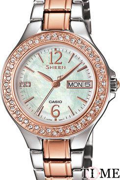 Часы Casio Sheen SHE-4800SG-7A