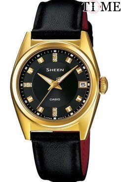 Часы Casio Sheen SHE-4518GDL-1A