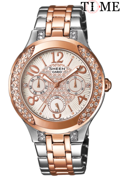 Часы Casio Sheen SHE-3803SG-7A