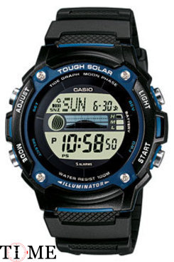 Часы CASIO Collection W-S210H-1A