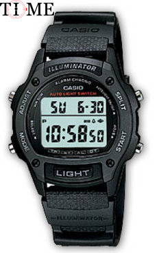 Часы CASIO Collection W-93H-1A