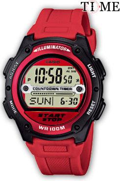 Часы CASIO Collection W-756-4A