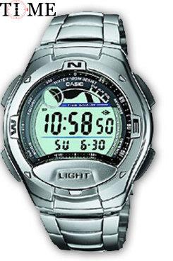 Часы CASIO Collection W-753D-1A