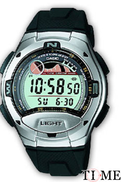 Часы CASIO Collection W-753-1A W-753-1A 1