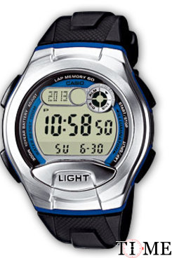 Часы CASIO Collection W-752-2B