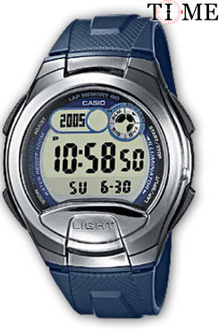 Часы CASIO Collection W-752-2A