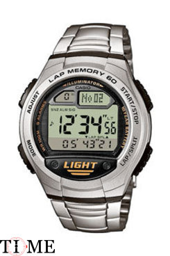Часы CASIO Collection W-734D-1A