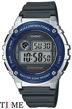 Часы CASIO Collection W-216H-2A