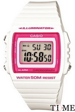Часы CASIO Collection W-215H-7A2