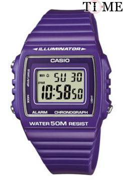 Часы CASIO Collection W-215H-6A