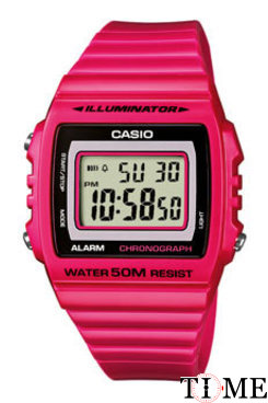 Часы CASIO Collection W-215H-4A