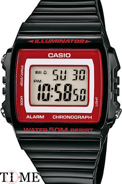 Часы CASIO Collection W-215H-1A2