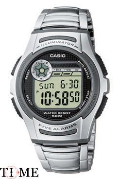 Часы CASIO Collection W-213D-1A