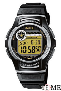 Часы CASIO Collection W-213-9A