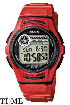 Часы CASIO Collection W-213-4A