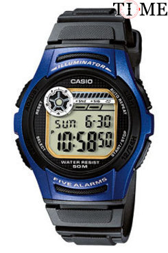 Часы CASIO Collection W-213-2A