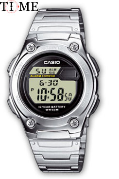 Часы CASIO Collection W-211D-1A