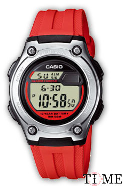 Часы CASIO Collection W-211-4A
