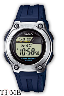 Часы CASIO Collection W-211-2A