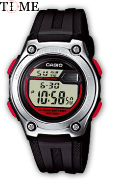 Часы CASIO Collection W-211-1B