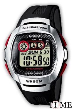 Часы CASIO Collection W-210-1D W-210-1D 1