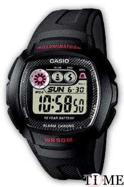 Часы CASIO Collection W-210-1C