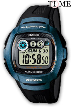 Часы CASIO Collection W-210-1B