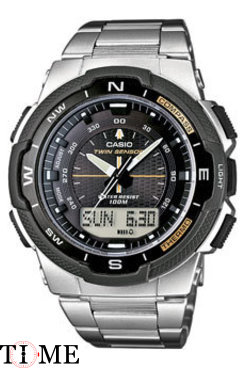 Часы CASIO Collection SGW-500HD-1B