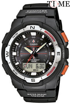 Часы CASIO Collection SGW-500H-1B