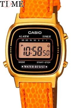 Часы CASIO Collection LA670WEGL-4A2