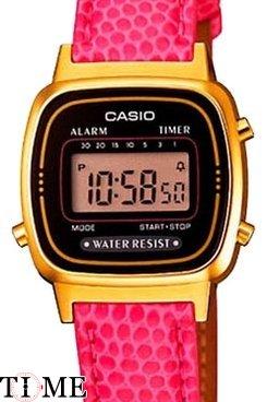 Часы CASIO Collection LA670WEGL-4A