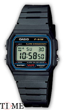Часы CASIO Collection F-91W-1Q