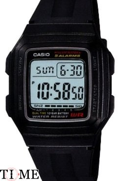 Часы CASIO Collection F-201WA-1A