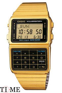 Часы CASIO Collection DBC-611GE-1E