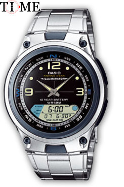 Часы CASIO Collection AW-82D-1A